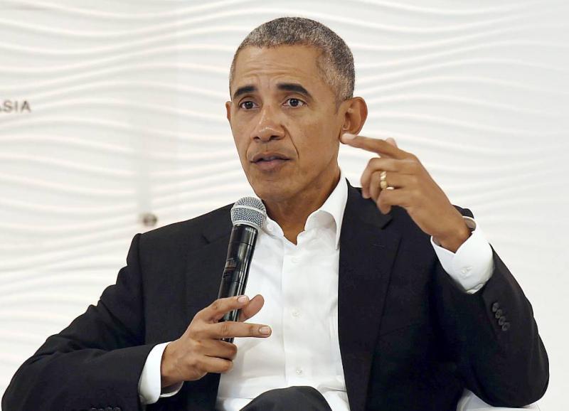 Barack Obama gaat voor Netflix werken