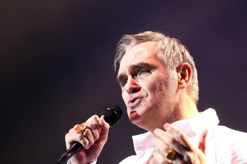 Morrissey naar Manchester