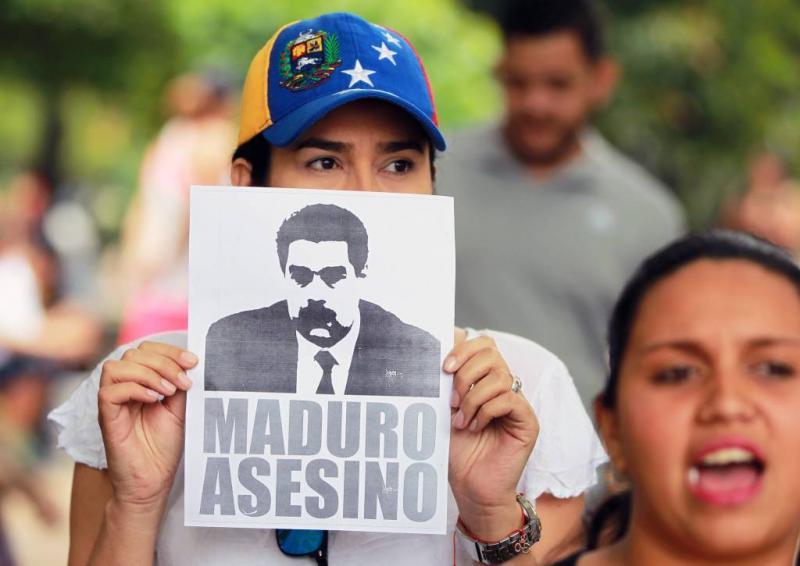VS erkent uitslag verkiezingen Venezuela niet