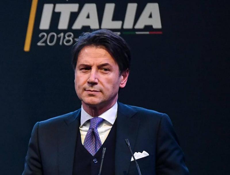 Conte voorgedragen als nieuwe premier Italië