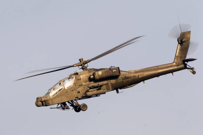 'Apache-piloot krijgt Militaire Willems-Orde'