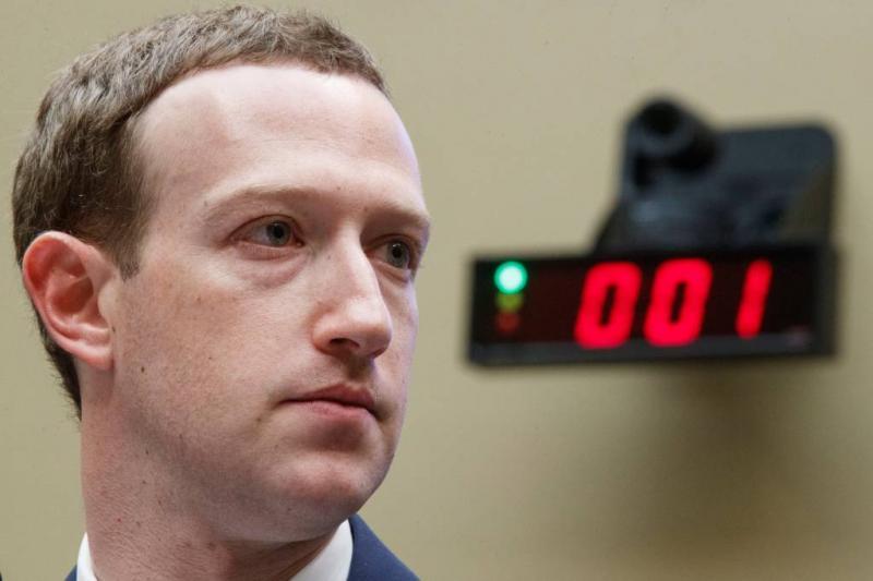 Gesprek Zuckerberg bij EP openbaar
