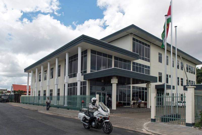 Verdachte Suriname wilde ronselen in Nederland