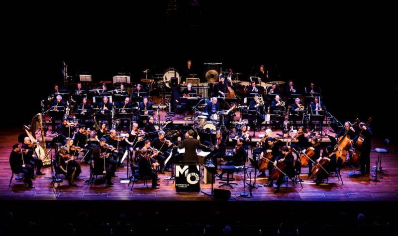Metropole Orkest staat water aan de lippen