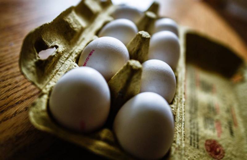 Tien eierbedrijven nog steeds geblokkeerd