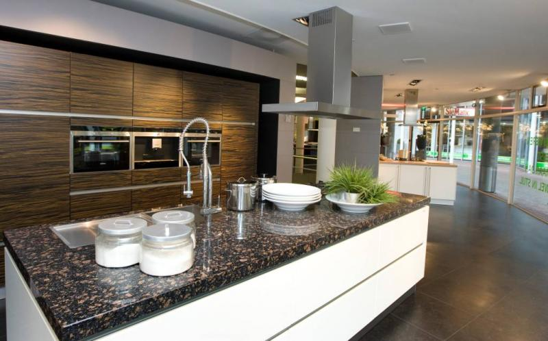 Verkoop keukens stijgt