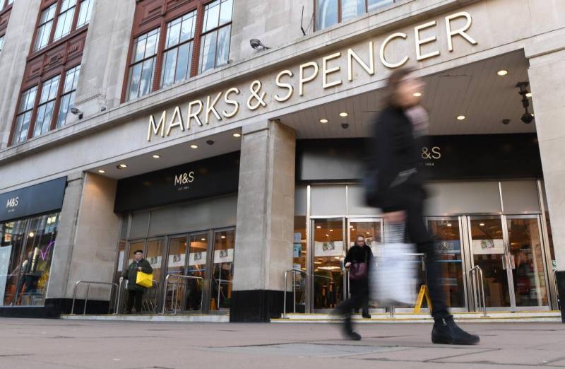 Marks & Spencer sluit derde Britse winkels