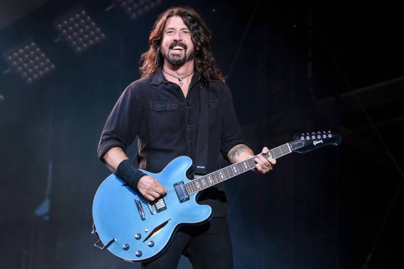 Dave Grohl kan niet naar Nirvana luisteren