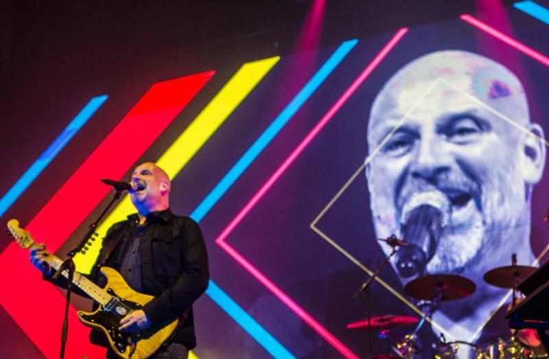 BLØF geeft zijn grootste show ooit in België