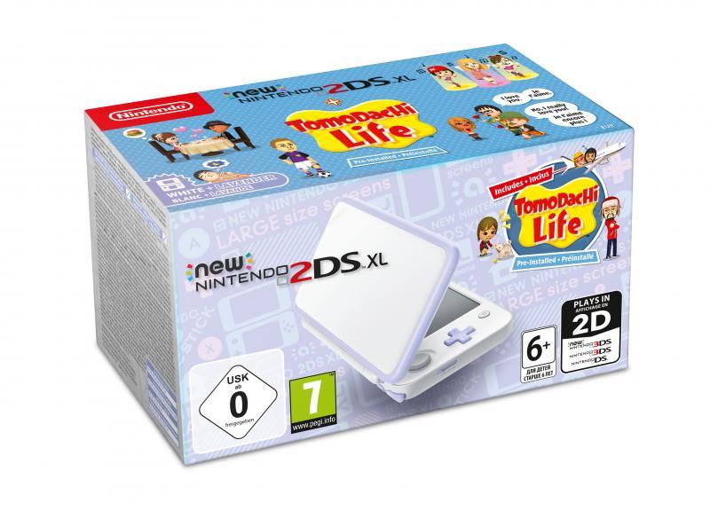 Nintendo 2DS XL-bundel (Tomodachi Life) (Foto: Nintendo)