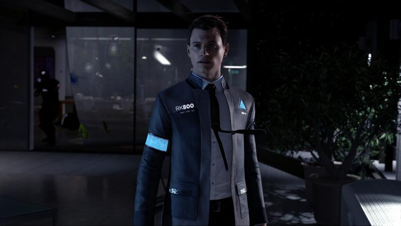 Detroit: Become Human - Connor (Foto: Sony)