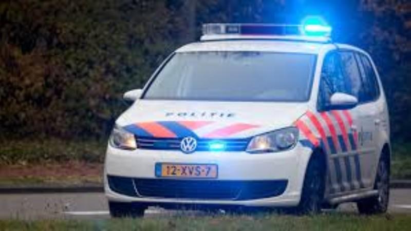 18-jarige laat pistool vallen bij afrekenen (Foto: stockfoto politie.nl)