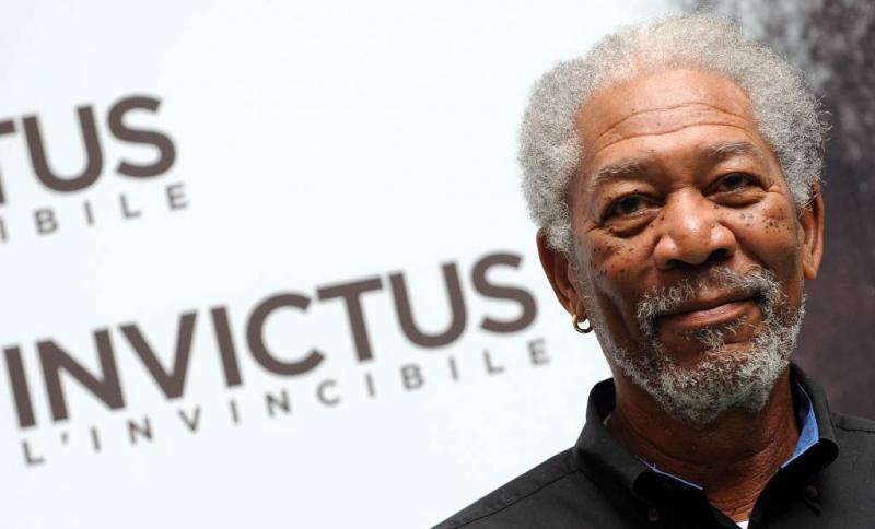 Morgan Freeman beschuldigd van wangedrag