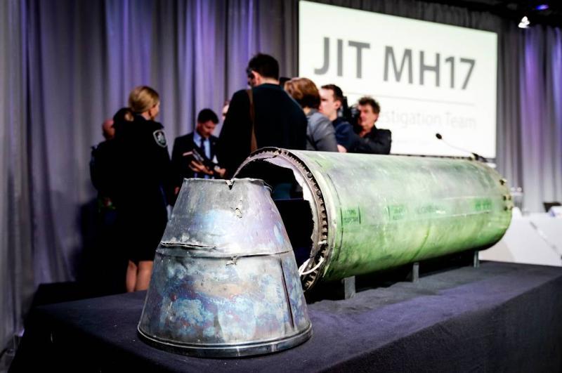 Rusland: geen raketsysteem grens overgegaan