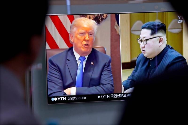 Trump zegt meeting met Kim op 12 juni af