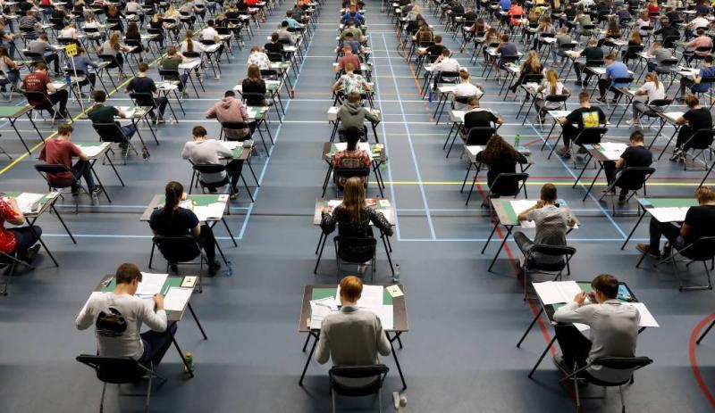 Klachten na tweede examenweek naar 171.000