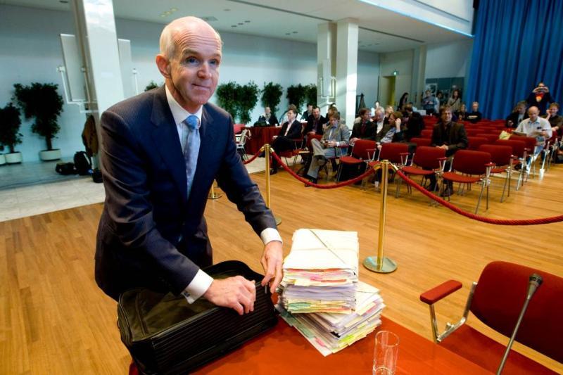 Oud-VVD'er Geert Dales nu voorzitter 50PLUS