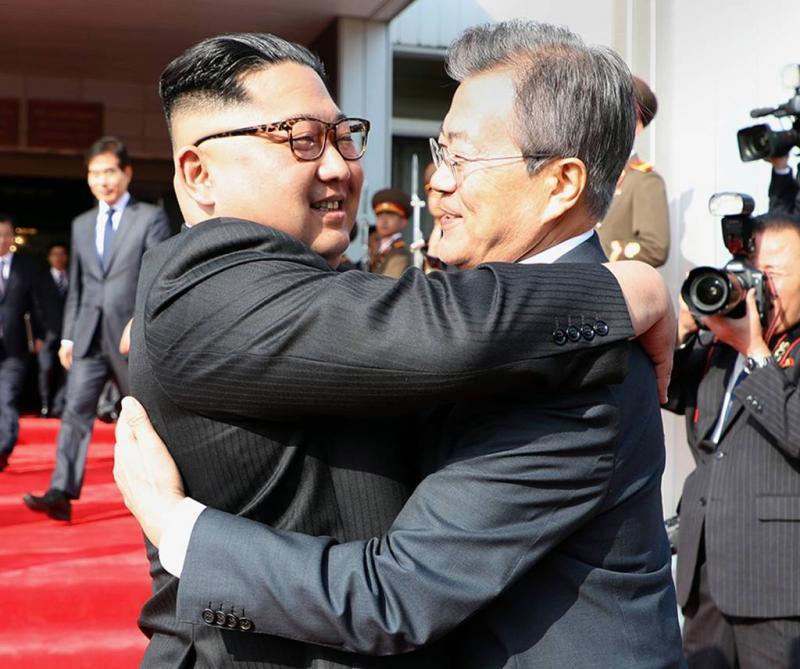 Leiders Korea's spreken elkaar opnieuw