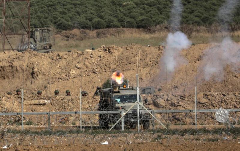 Israël bestookt Hamas-doelen in Gazastrook