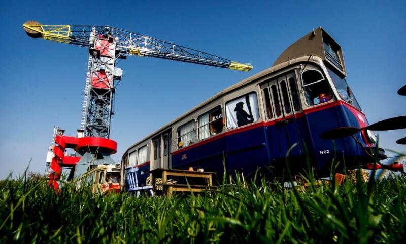 Bezoeker Amsterdams hotel dood na val