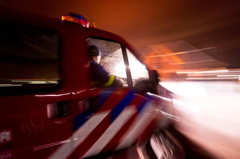 Asbest vrijgekomen bij brand bedrijf Kampen