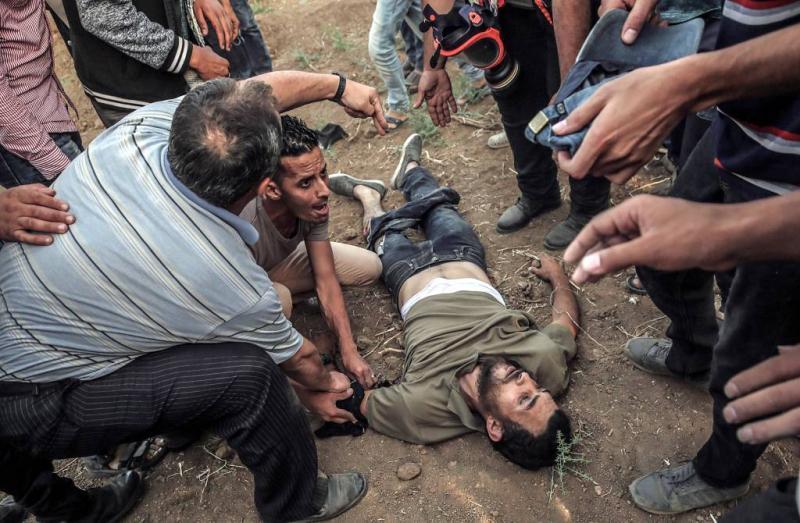 Palestijnen gedood bij aanval Israël