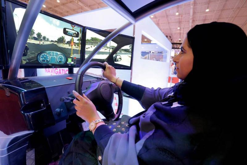 Saudi-Arabië klaar voor vrouw achter het stuur