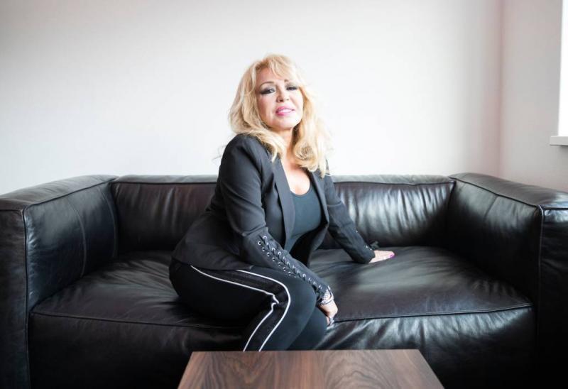 Patricia Paay naar rechtbank om seksfilmpje