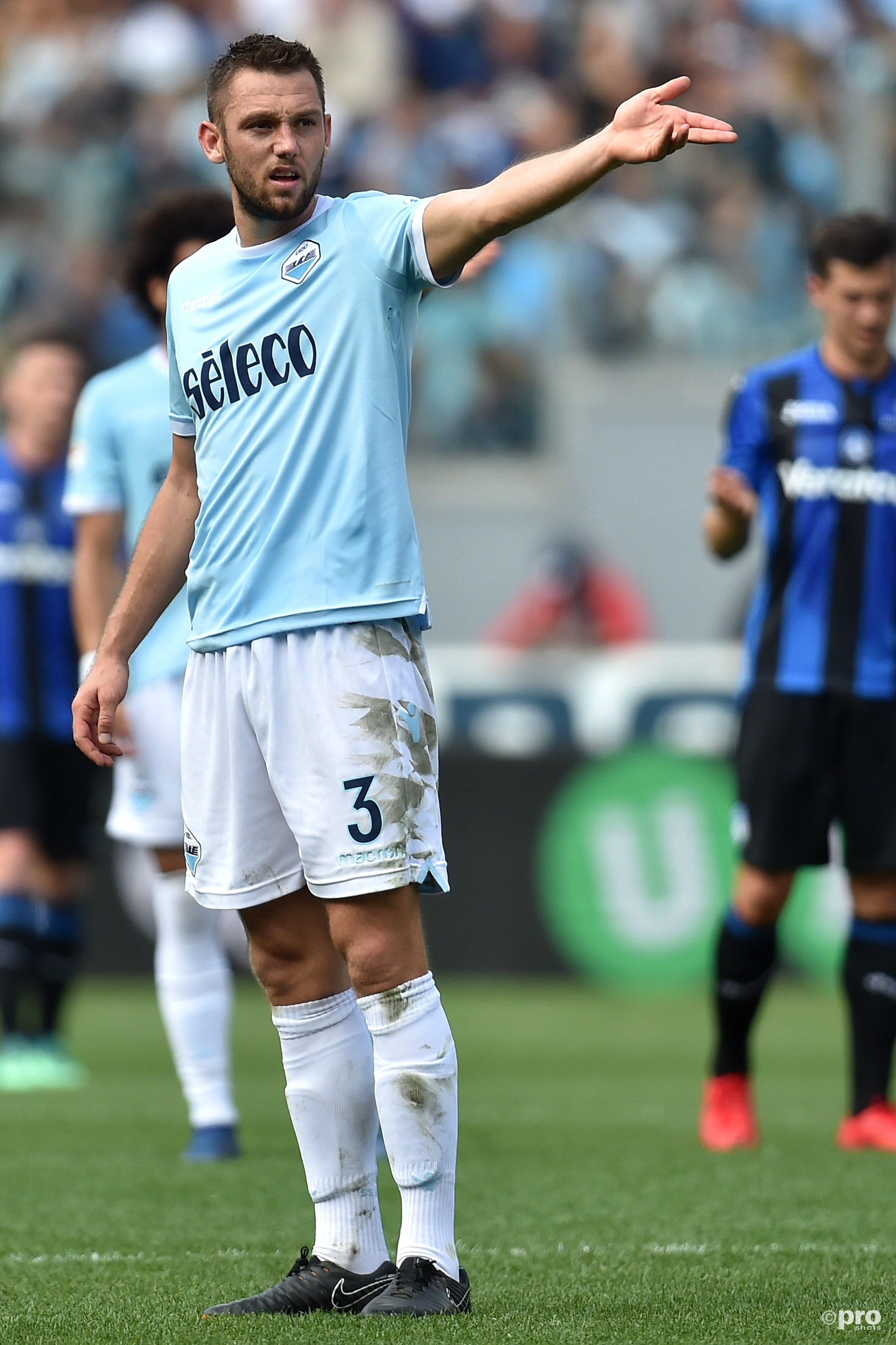 Stefan de Vrij verruilt SS Lazio voor Internazionale. (PRO SHOTS/Insidefoto)