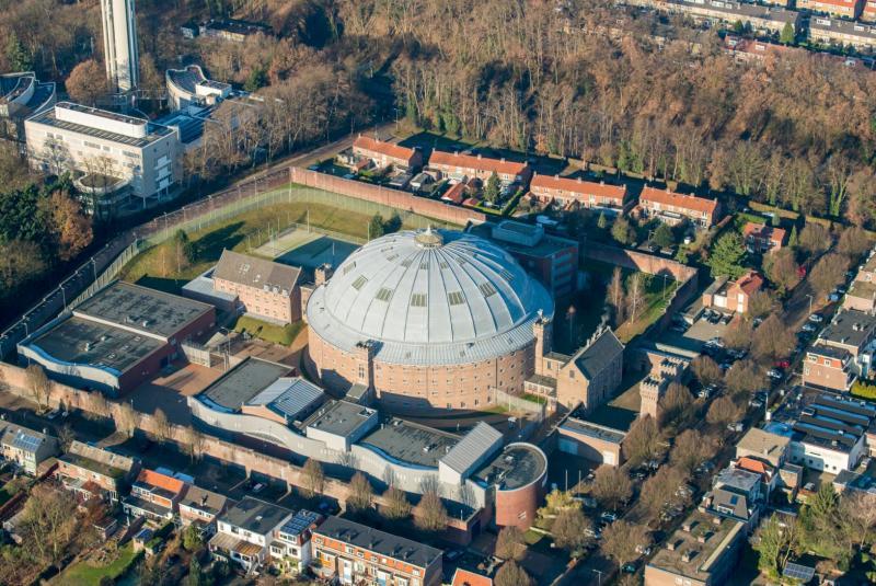 Nieuwe eigenaar voor koepelgevangenis Arnhem (Foto: Ministerie van Binnenlandse Zaken en Koninkrijksrelaties )