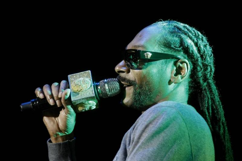 Snoop vestigt wereldrecord 'gin and juice'