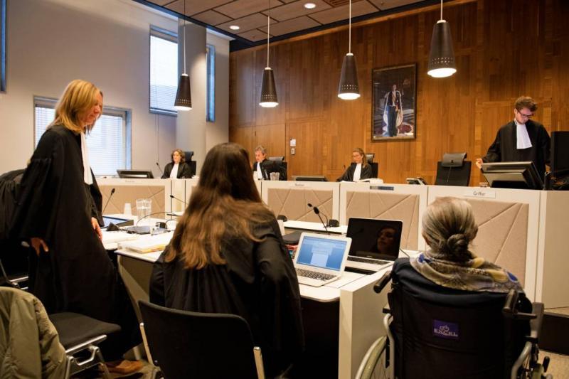 Rechtbank velt oordeel over treinkaping 1977