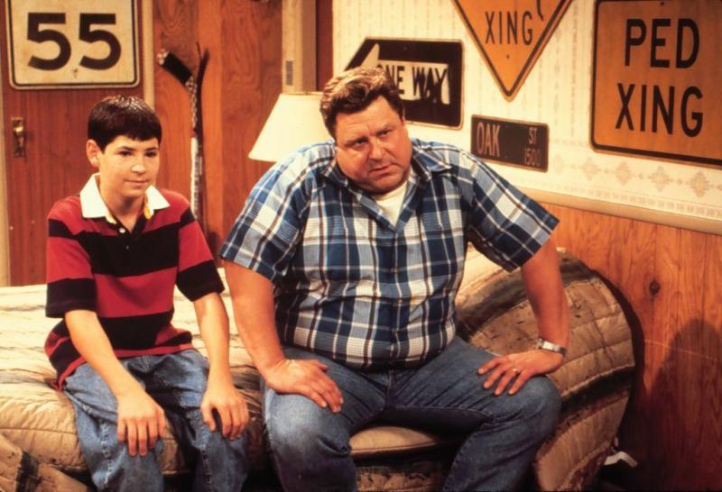 Cast Roseanne reageert op rel rond Barr