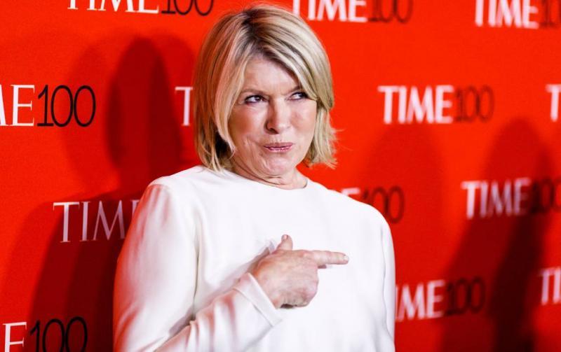 Donald Trump wil gratie voor Martha Stewart