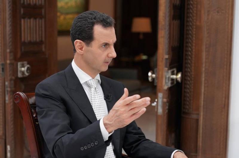 Assad wil SDF-gebied 'bevrijden'