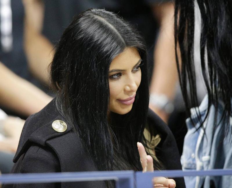 Trump: geweldig gesprek met Kim Kardashian