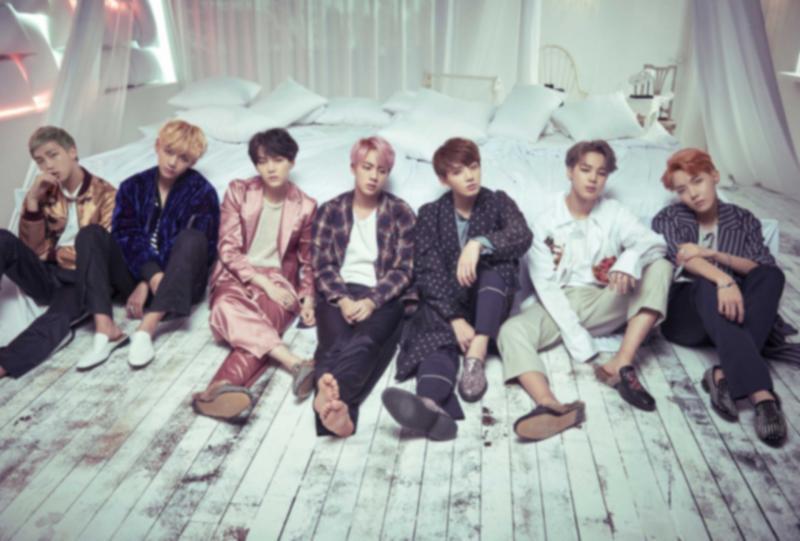 BTS: Bangtan Boys, 7 man sterk