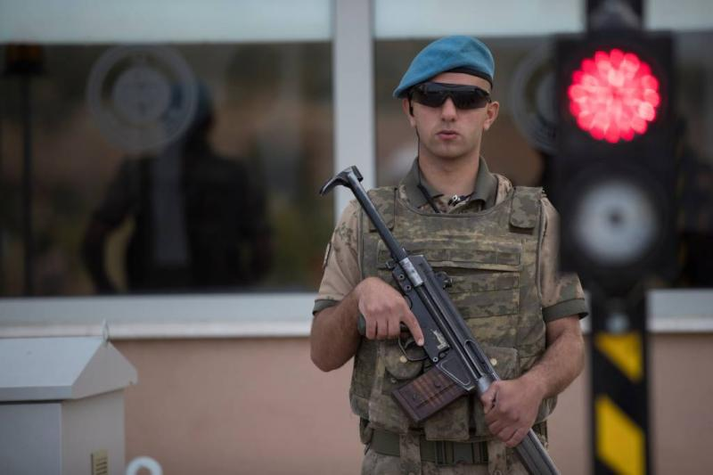 Nederlandse terreurverdachten in Turkije vast