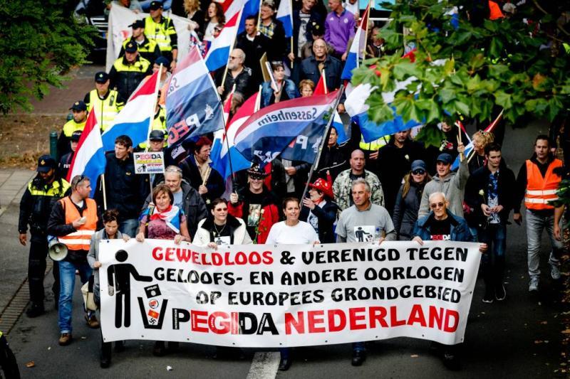 Pegida spant kort geding aan tegen Utrecht
