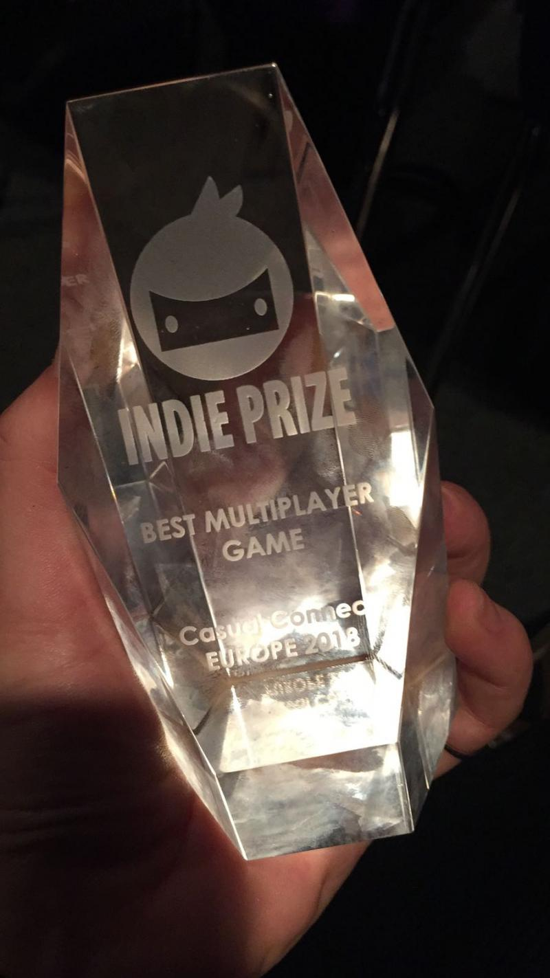 Total Mayhem Games wint Best Multiplayer Award Casual Connect (Foto: Total Mayhem Games)
