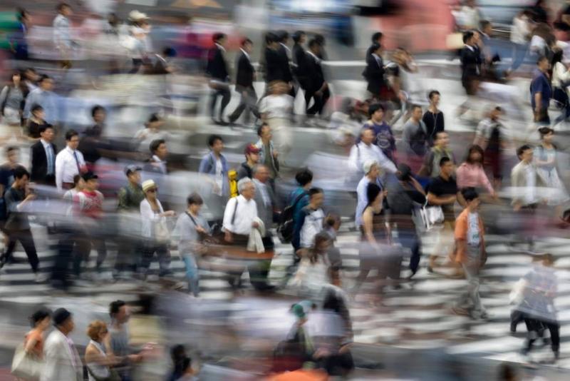 Bevolking Japan krimpt met recordaantallen