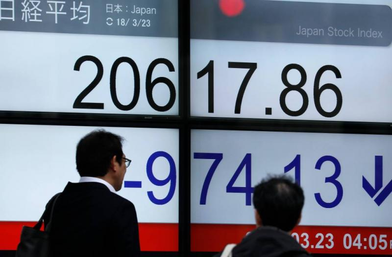 Nikkei eindigt week licht lager