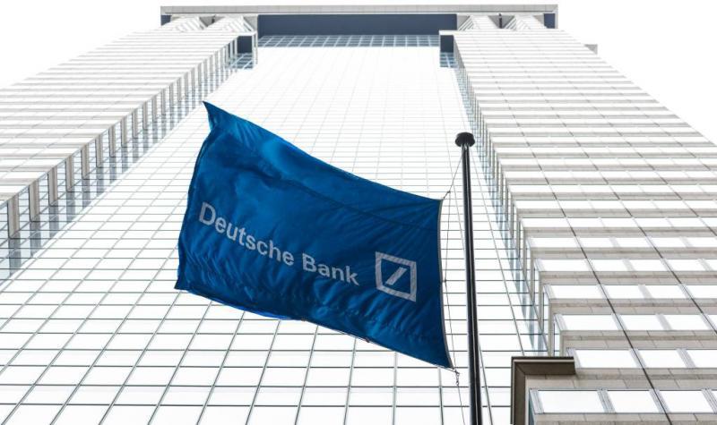 S&P somberder over Deutsche Bank