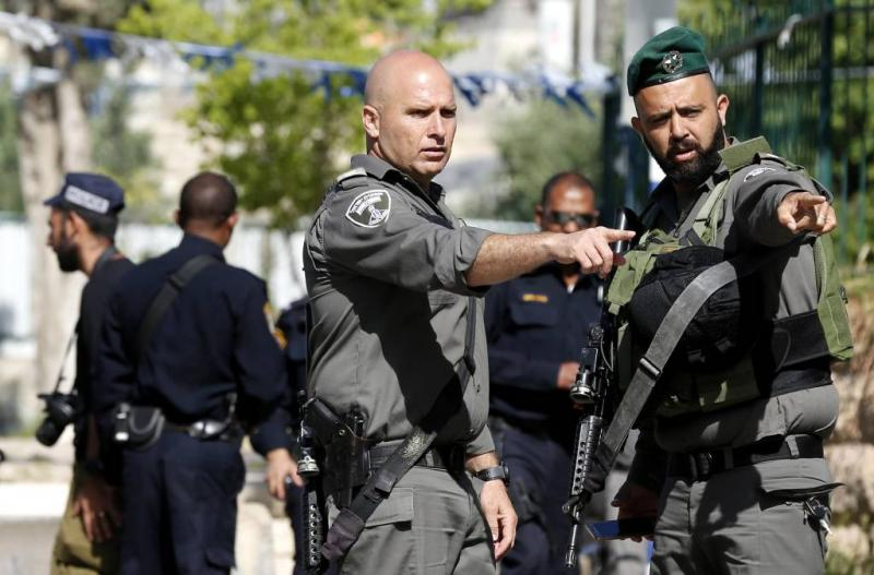 Palestijn gedood na inrijden op militairen
