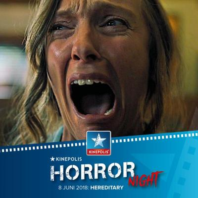 Hereditary Horror Night