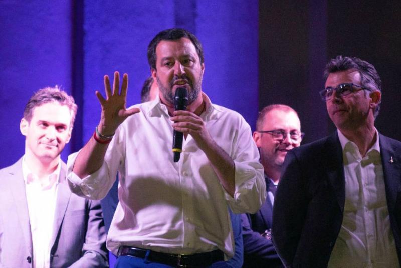 Salvini wil geen strijd met EU-ministers