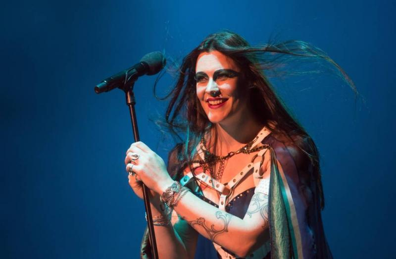 Floor Jansen wint Buma ROCKS! Export Award