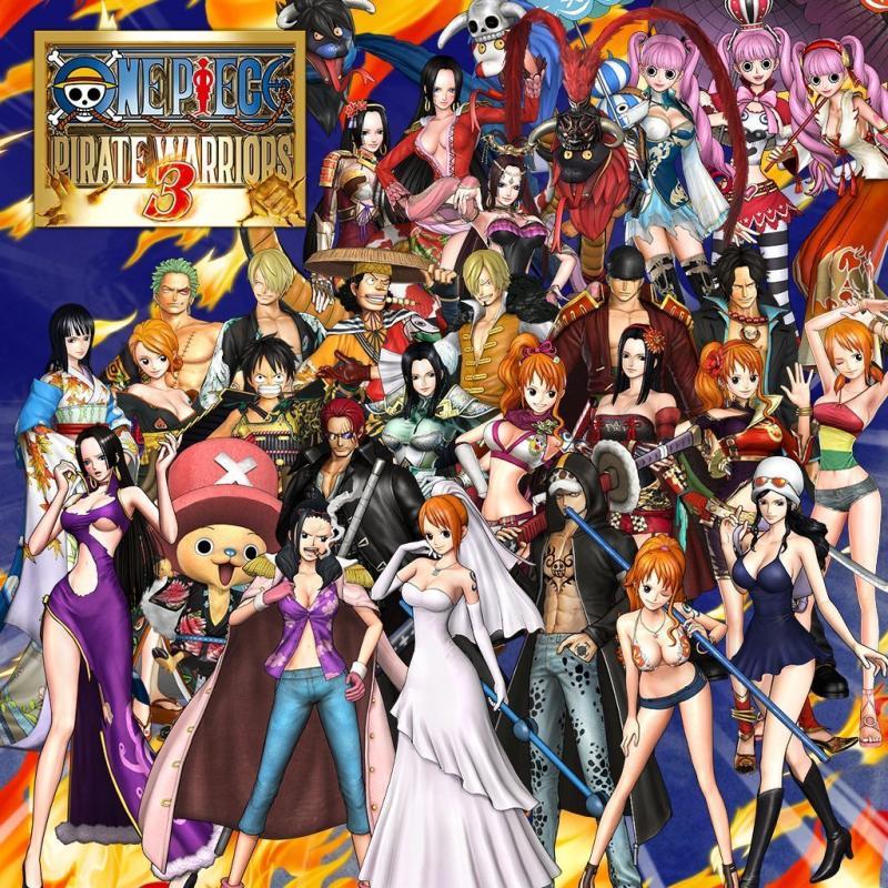One Piece: Pirate Warriors 3 - DLC Costumes (Foto: Bandai Namco)