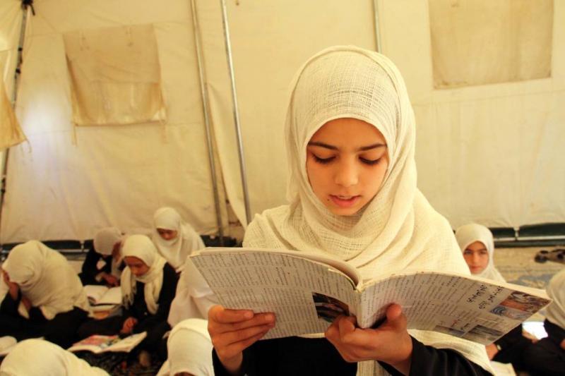 Miljoenen Afghaanse kinderen niet naar school