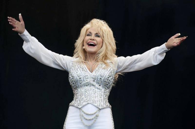 'Dolly Parton krijgt show op Netflix'
